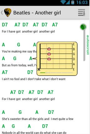 canzoniere chitarra